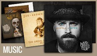 Zac Brown Band Music